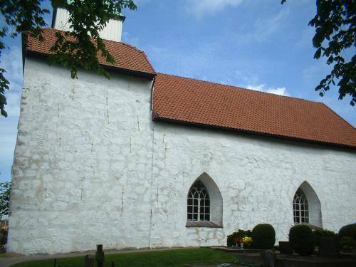 Skummeslövs kyrka 2004 4